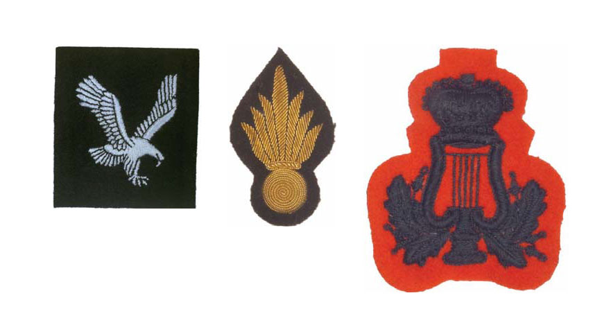 Introduction to Badges and Insignia of the British Military