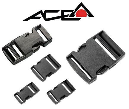 Buckles For Outdoor Clothing And Backpacks