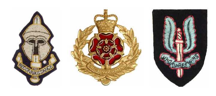 Introduction to Badges and Insignia of the British Military- Part 1