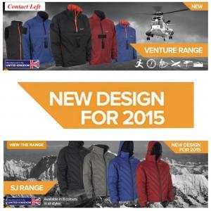 New for 2015 / SNUGPAK