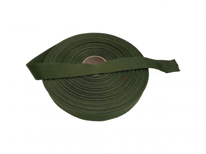 25mm-Olive-Stretch-Binding