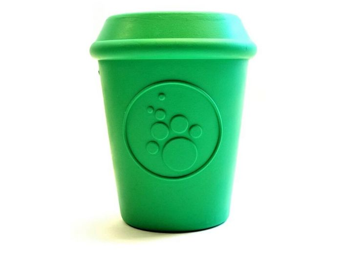 Sodapup Coffee Cup Treat Dispenser
