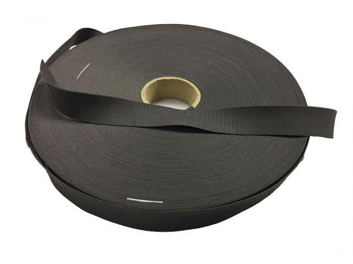 "Met Grey 19mm / 0.75"" Binding"