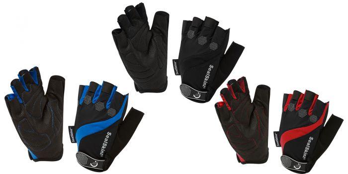 Seal Skinz Fingerless Summer Cycle Glove
