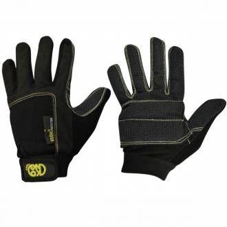 Kong Full Gloves black size small