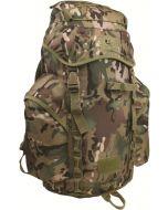 Forces 44 Litre Multicam / HMTC / MTP Rucksack front