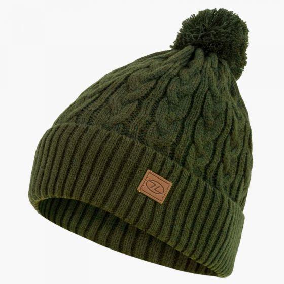Highlander Beira Lined Bobble Hat