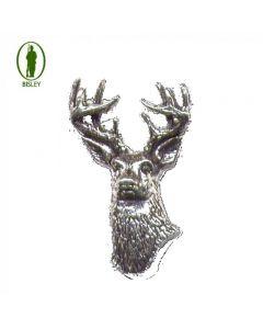 Pewter Pin No.22 White Tailed Deer
