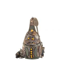 1140 Camo or Green Single Sling Archery Pack by Tenzing