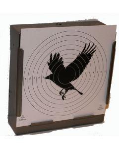 100 x CROW Targets 17cm x 17cm