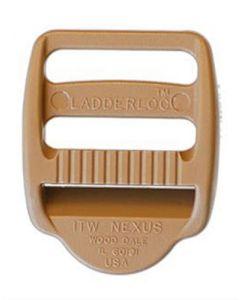 ITW Nexus Coyote Tan GhillieTex IRR 20mm Ladderloc