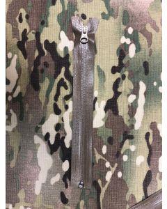 No5 Chain - #5 YKK Water Resistant Tan Zipper 25cm