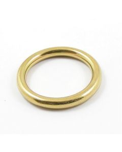 CL Solid Brass O Ring 38mm
