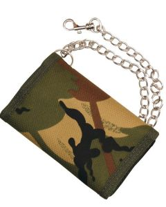 Military Wallet On Chain