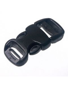 Contoured Side Release Buckle 15mm