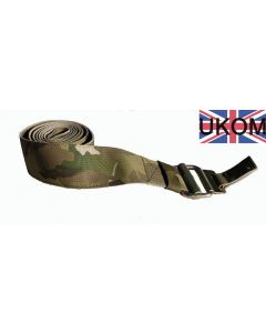 """UKOM 60"""" Kryptek Highlander or Multicam  Roll Pin Belt"""