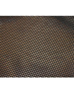 Military Specification Black Mesh