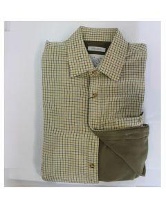Grendon Fleece Lined Shirt by Bonart