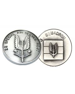 G Sqn - SAS 22 Special Air Service Regiment Coin
