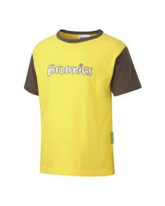 Kids OFFICIAL Brownie Short Sleeve T Shirt - All sizes