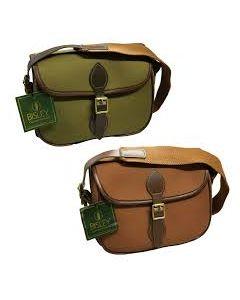 Canvas Cartridge Bags by Bisley