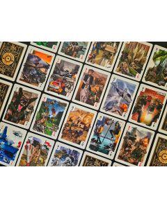 Sandbag Edition Military Playing Cards (100% UK Manufactured)