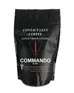COMMANDO COFFEE BLEND (Dark Roast Espresso)