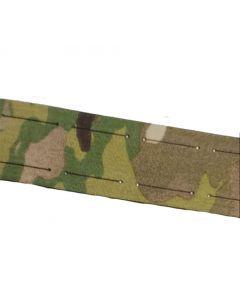 "Crye Multicam / Coyote Brown Lasercut MOLLE Belt Skin (45mm / 1.75"")"