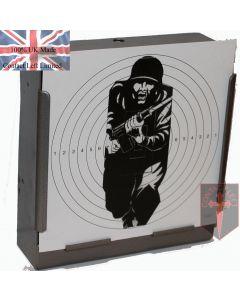 100 x Figure 11 Targets 17cm x 17cm