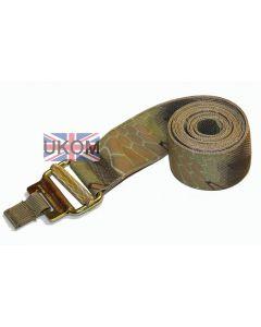 """UKOM 60"""" Kryptek Highlander Roll Pin Belt"""
