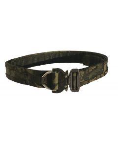 UKOM Crye Multicam Black Cobra D-Ring MOLLE Shooters Belt - 45mm