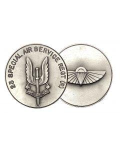 23 SAS Special Air Service Regiment Coin Pair