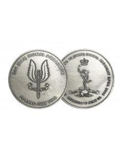 264 SAS / 18 UKSF Reunion Coin (June 06)
