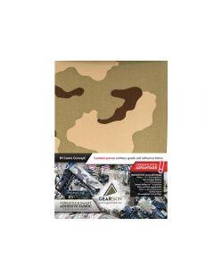 Gearskin™ Desert 3 Mammoth (Adhesive Camouflage Fabric)