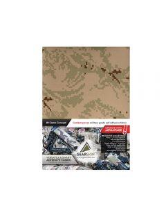Gearskin Digital Desert Adhesive Camouflage