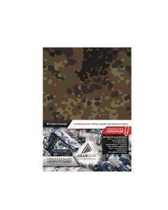 Gearskin Flectarn 5 Colour WL Mammoth Adhesive Camouflage Fabric