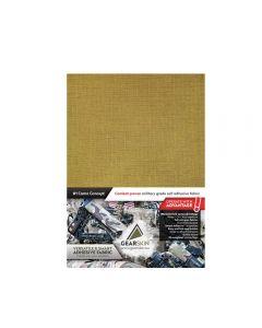 Gearskin Khaki / Coyote Tan Regular Adhesive Fabric