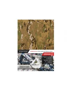 Gearskin Crye MULTICAM Classic Regular Adhesive Camouflage Fabric