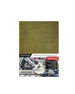 Gearskin Adhesive Olive Green Fabric