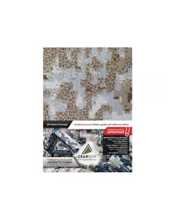 Gearskin™ PENCOTT® Sandstorm Mammoth Adhesive Camouflage Fabric