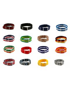 NATO G10 Nylon Military Watch Straps - Guards Household Division