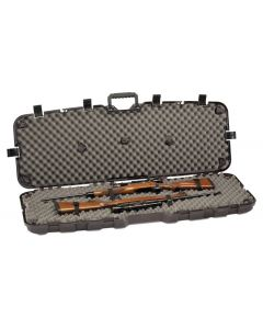 Gun Case DLX Double Rifle / Shotgun Case by Plano