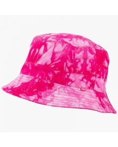 Premium Sun Hat, Tie-Dye Pink