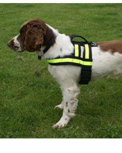 Onie Canine Police Search Dog High Vis Harness