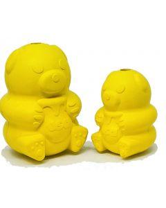 SodaPup Honey Bear - Yellow - Medium/Large