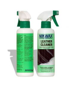 Nikewax Leather Cleaner