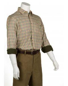 Kimbolton Fleece Lined Shirt by Bonart