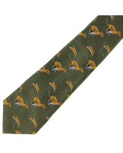 Hounds and Hare Tie