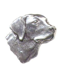 Pewter Pin No.11 Labradors Head