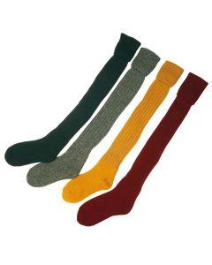 Plain Stockings Socks by Bisley